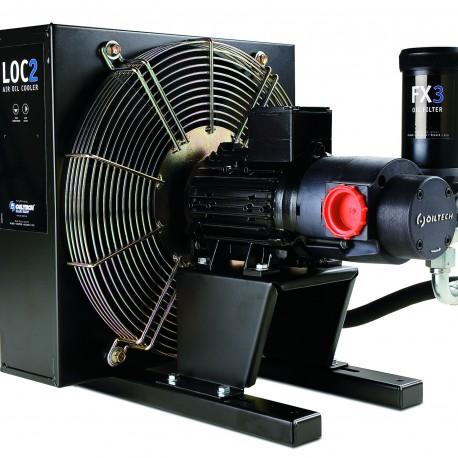 Chłodnica oleju LOC2-023-4-D-B-L-70-000-0-EM-0