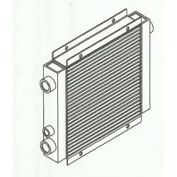 Promiennik do chłodnicy oleju LD023-00-S80